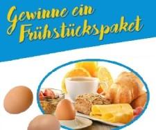 Frühstückspaket gewinnen - kostenlose Gewinnspiele