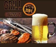 Grill gewinnen - kostenlose Gewinnspiele