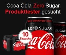 Cola Produkttester werden - kostenlose Gewinnspiele