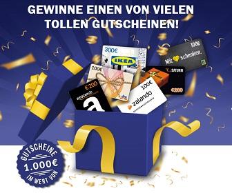 Gutscheine gewinnen - onlinegewinndirekt.de - home