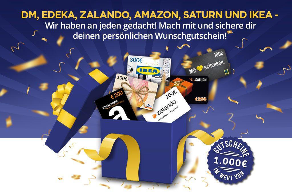 Gutscheine gewinnen - onlinegewinndirekt.de
