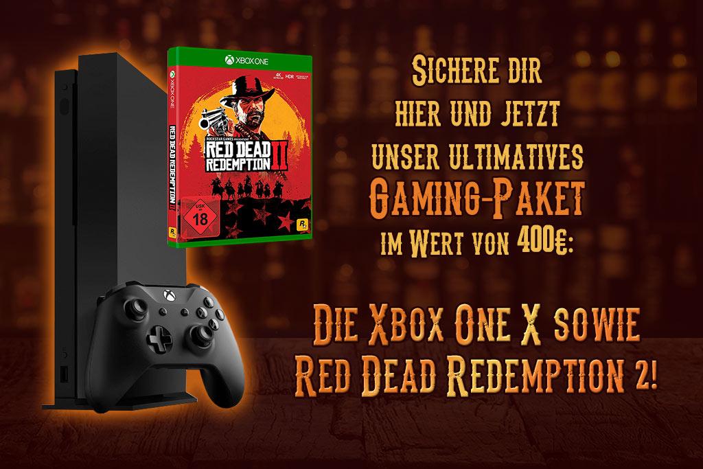 Xbox gewinnen - onlinegewinndirekt.de
