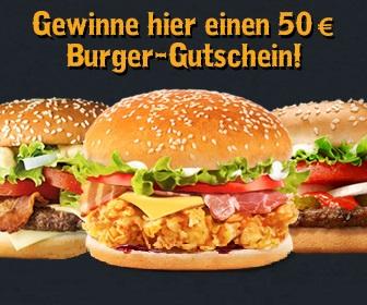 Burger Gutschein gewinnen - onlinegewinndirekt.de - home