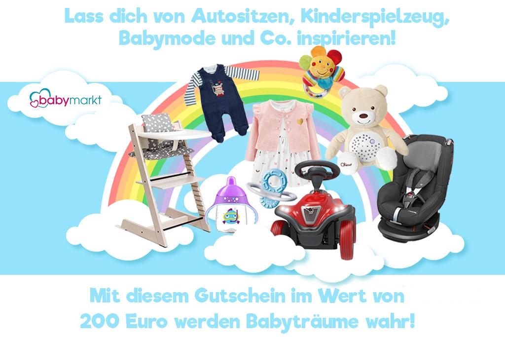 Baby Gewinnspiel - onlinegewinndirekt.de