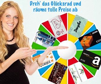 Dreh' dein Glück - onlinegewinndirekt.de - home
