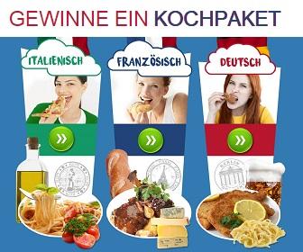 Kochpaket Gewinnspiel - onlinegewinndirekt.de - home