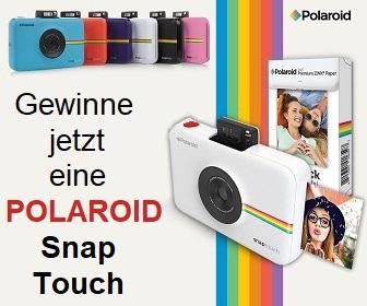 Polaroid Kamera gewinnen - onlinegewinndirekt.de - home