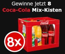Coca Cola Gewinnspiel - kostenlose Gewinnspiele