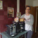 KAFFE Gewinnspiel NespressoG ewinnerin Heidrun
