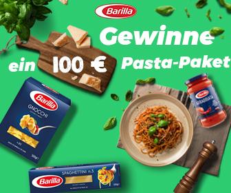 Pasta Gewinnspiel - onlinegewinndirekt.de - home